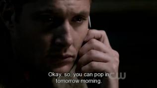 """""""Được rồi, vậy anh có thể úm ba la vào đây sáng mai."""" Dean chốt."""