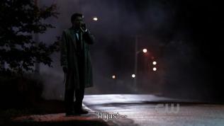 """""""Tôi sẽ…"""" – Cas chưa nói xong thì Dean cúp máy đi ngủ."""