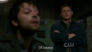 """""""Đương nhiên."""" Cas đáp."""