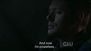 """""""Và bây giờ tôi không có sức mạnh..."""""""
