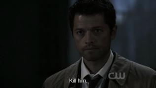 Và đại khái là Cas muốn giết chết Jesse.