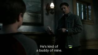 """""""Anh ta cũng kiểu như một người bạn của chú."""""""