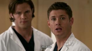 Và đây là một trong những minh chứng cậu Dean có lẽ là Gay =))