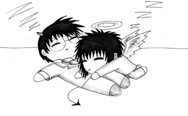 Chibi_Subaru_x_Seishiro_snooze_by_Batsu13angel