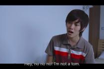 Tom trong phim ý chỉ là trans guy đấy.