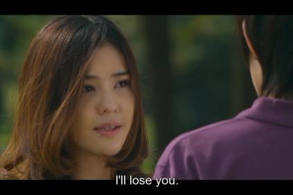 """tớ sẽ mất cậu."""