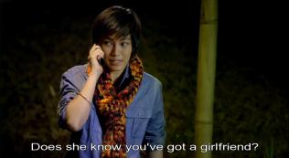 Nhưng Kim mỗi ngày đều cố gắng gọi điện cho Pie ~ Ôi, far distance love...