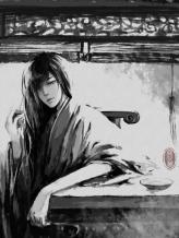 *ôm tim* Quá câu dẫn ~~ Thực tình mà nói, Minh Minh được vẽ đẹp hơn Tuyết Tuyết~
