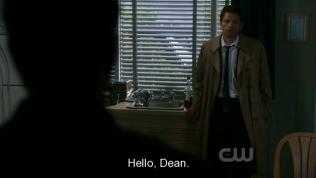 """""""Xin chào, Dean."""" Và Cas đã xuất hiện~"""