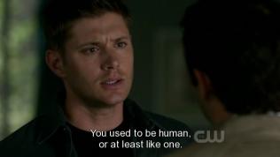"""""""Anh đã từng là con người, hay ít nhất cũng giống một con người."""" Và bây giờ thì Cas đã hoàn toàn ra dáng một thiên thần rồi..."""