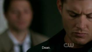 """""""Dean."""" Cas gọi."""