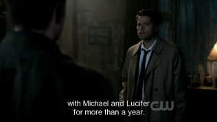 với Michael và Lucifer trong hơn một năm.