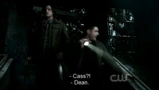 """Cas biến mất, và Dean điên cuồng tìm kiếm, """"Cas?!"""""""
