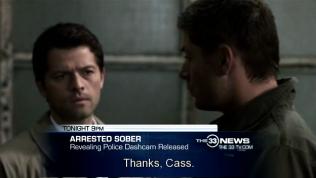 ............... Sau đó Dean cám ơn Cas