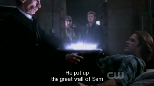 Sau đó việc Death nhét linh hồn vào Sam đã lộ ra.