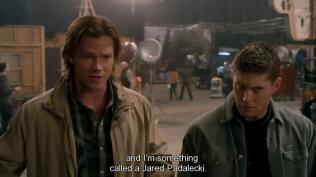 """Và em là Jared Padaleski gì đó."""""""