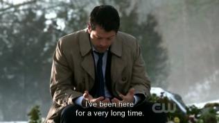 """""""Tôi đã ở đây một thời gian rất lâu rồi."""""""