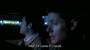 """Cas nói, """"Ừm, tôi sẽ đến nếu tôi có thể."""""""