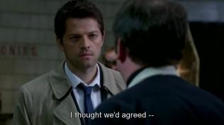 """""""Tôi tưởng là chúng ta đã đồng ý --"""""""
