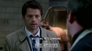 """""""Tôi đã nói chuyện với Dean."""" Cas thú nhận."""