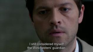 """""""Tôi vẫn xem bản thân là thiên thần hộ vệ cho hai anh em Winchester."""" (*chủ yếu là Dean*)"""