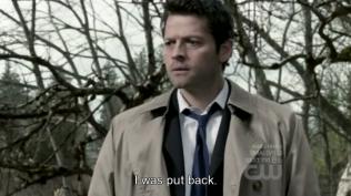"""""""Tôi được hồi sinh."""""""