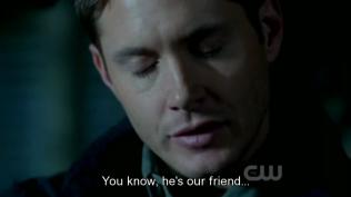 """Dean là người bất mãn nhất với việc này, """"Anh ấy là bạn của chúng ta mà..."""""""
