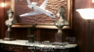 """""""Việc giải thích khái niệm tự do với các thiên thần ngạc nhiên thay lại là việc vô cùng khó."""""""