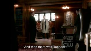 """""""Và rồi Raphael xuất hiện..."""""""