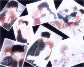 Nếu ở một thế giới khác, nếu không gặp Ran, Shinichi sẽ yêu Shiho, tớ tin là vậy.