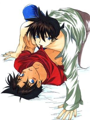 Khụ, tui vẫn tin cậu là uke, Shinichi ạ.