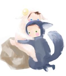 Sói và cừu 1