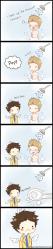 nhật ký tắm của bé Dean =))