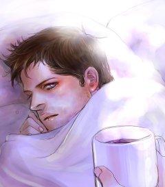 sữa mật ong cho buổi sáng ~