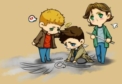 Cas tìm Chúa hoài mà không thấy, Dean phải an ủi Cas nha ~~