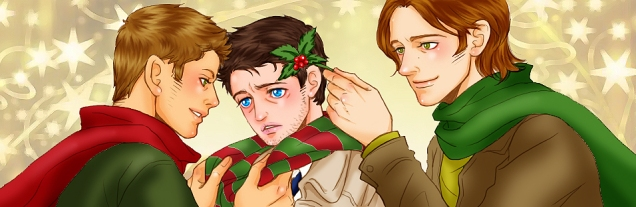 Giáng sinh ba người ~
