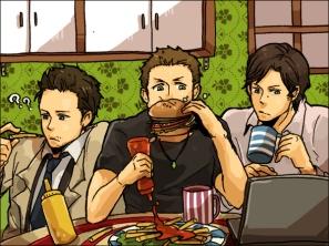 giờ ăn =))