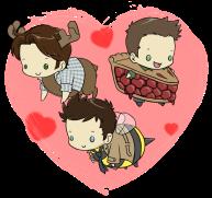 =)))))))))))) có nên cắt hình của Cas ra làm avatar mới của tui hông =))))