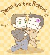 Nhanh nhanh Dean!!