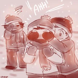 Dean chơi ác =)))