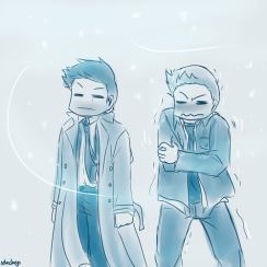 Gió lạnh quá ~