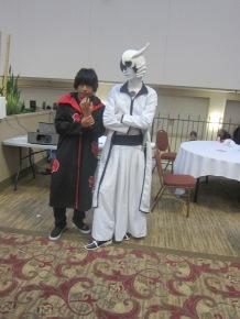 Naruto+Bleach =))