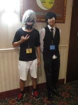 Kaneki và Ken sama - cơ hội ship selfcest =))))