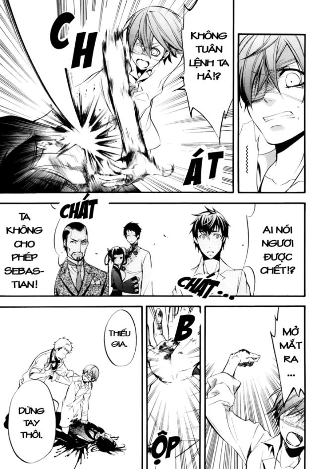 Kuroshitsuji chapter 41-32